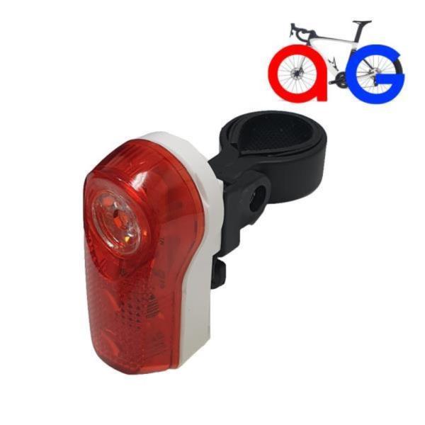 AG744L 자전거 3LED 3모드 안전후미등 라이트