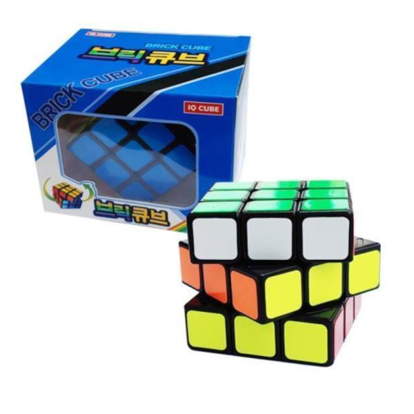 지능개발 3x3 브릭 큐브 소형사이즈