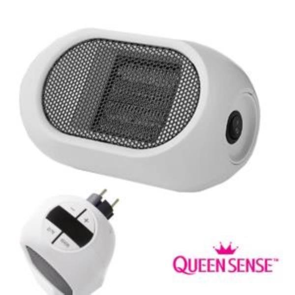 퀸센스490 플러그 휴대용 미니 전기히터