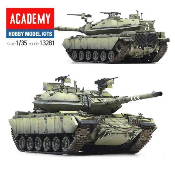 프라모델281 이스라엘 매가크 6B 탱크 전차