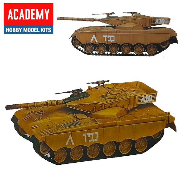 AC005 이스라엘 전차 메르카바 탱크 1대48