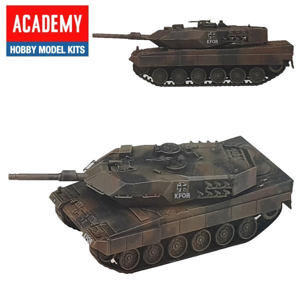 AC008 독일 전차 레오파드2 A5 탱크 1대48
