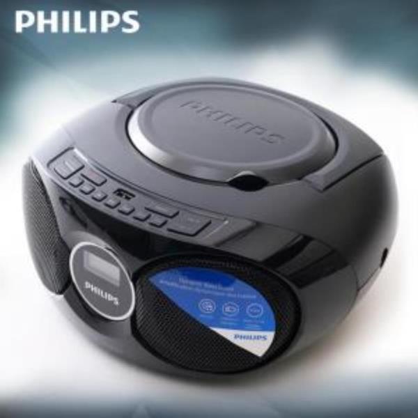 필립스358 휴대용 USB MP3 CD플레이어