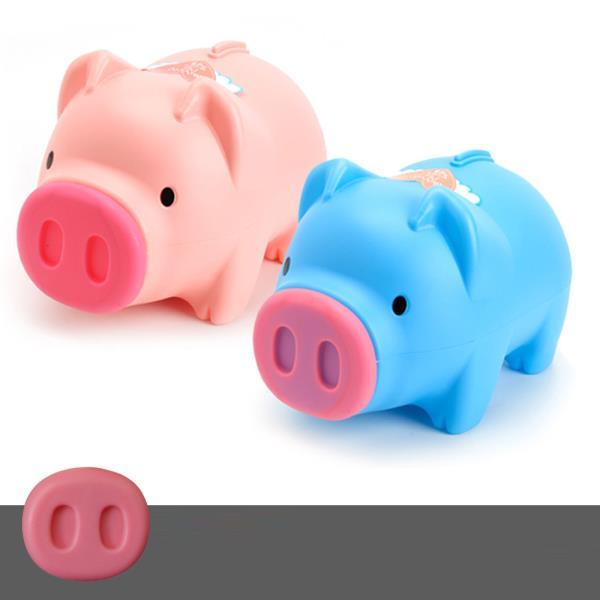 재사용가능 팬시 복돼지저금통 대형1개