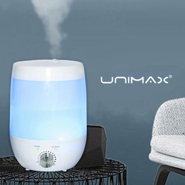 유니맥스1530 아로마 LED 조명 초음파 가습기