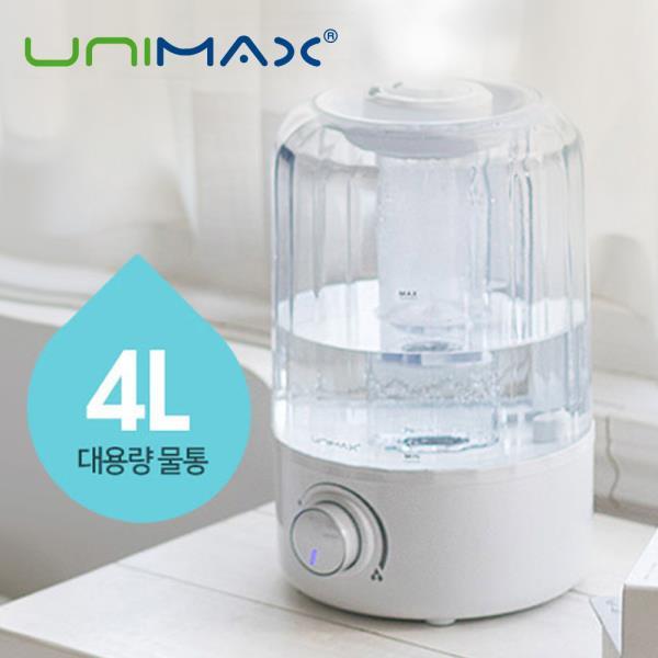 유니맥스1406NW 듀얼 초음파 4L대용량 가습기