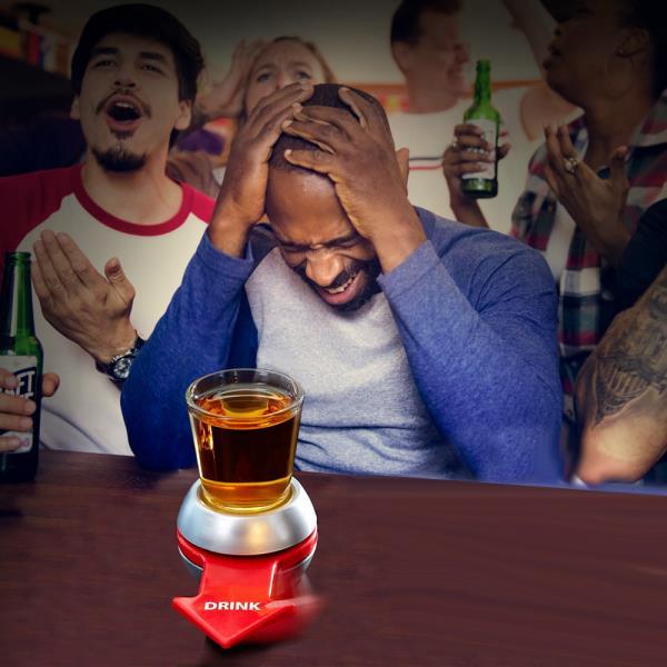 술자리 복불복게임 회전샷 스핀더샷 내기