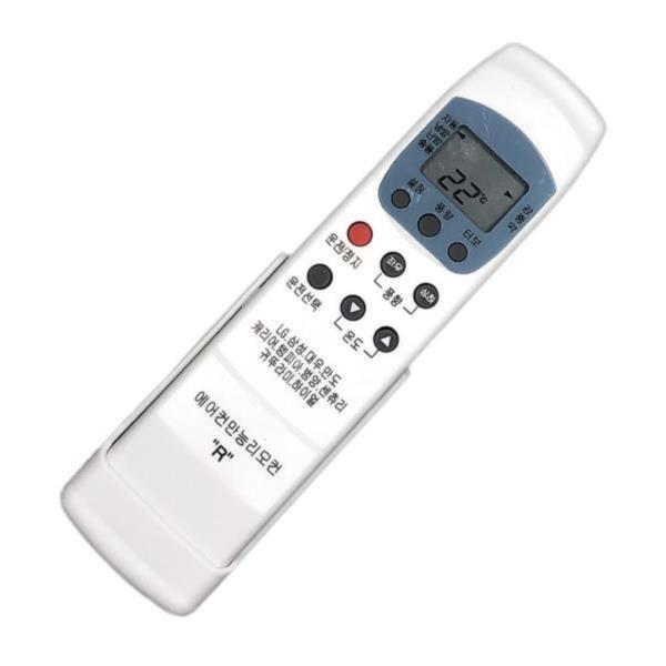 통합 냉난방기 만능 에어컨리모컨 R