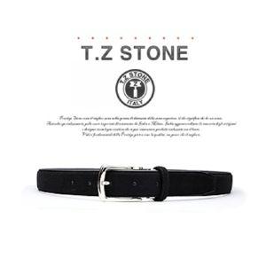 (티지스톤)-TZ1D104BK 클래식 스웨이드 블랙벨트