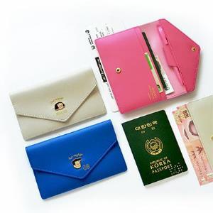 두둠 여권케이스 월렛 여권지갑