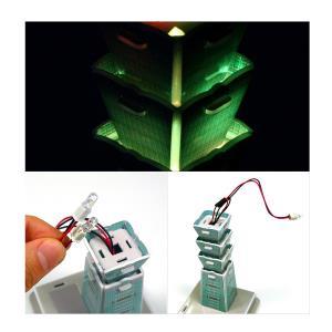 크래커플러스 LED 타이페이101 3D입체퍼즐 (PCP010N)