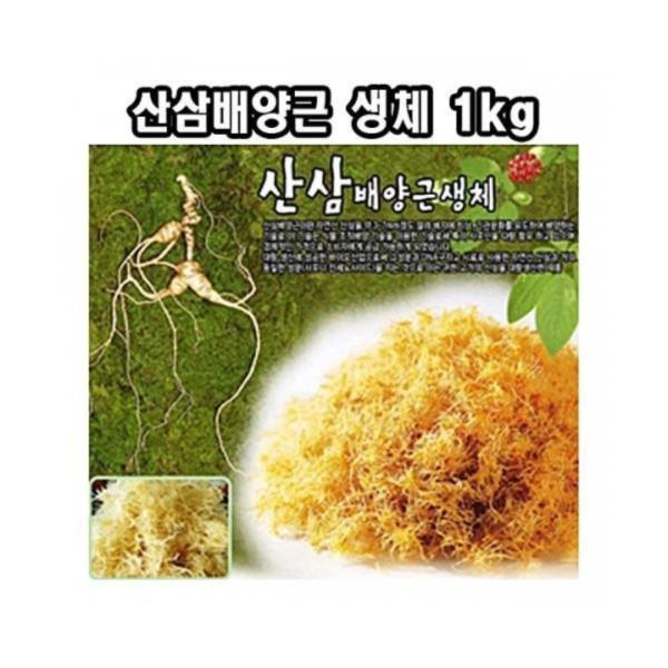 한국농업 산삼배양근생체 1kg