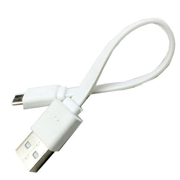 마이크로5핀 USB 케이블 벌크 17cm 숏케이블 충전전용