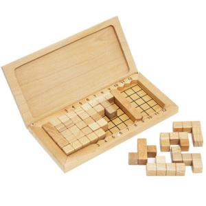 에듀퍼즐 펜토미노S 원목퍼즐 입체퍼즐 학습퍼즐 교구