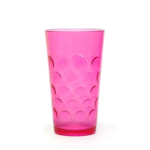 플라스틱컵 마키 심플 물방울 맥주컵반투명 물컵
