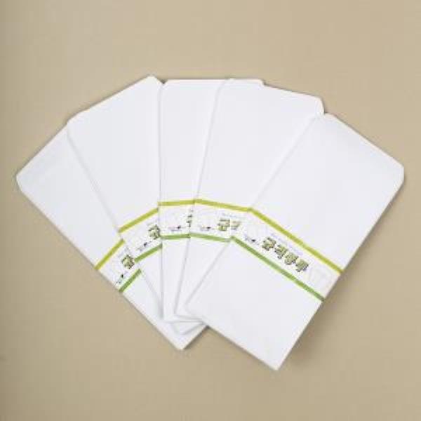 규격 편지봉투(100매) 축의금 흰봉투