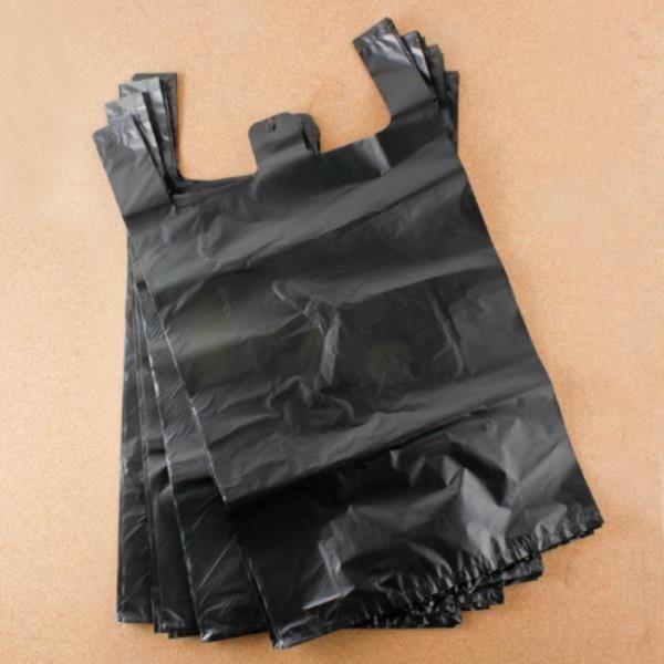 비닐 비닐봉투 검정 4호 100p다용도