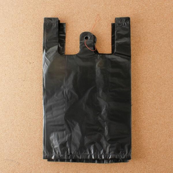 비닐 비닐봉투 검정 1호 200p다용도
