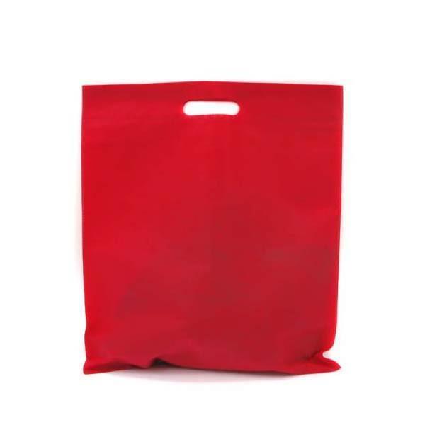 고급 컬러 심플 부직포백 (대)부직포가방