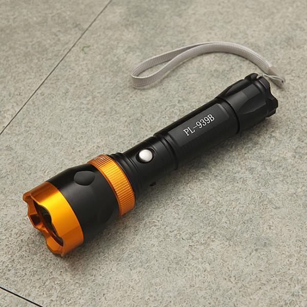 LED 줌 손전등점멸기능 후레쉬
