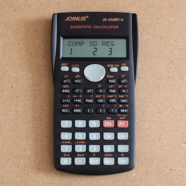 계산기 공학용 계산기 JS 82MS A