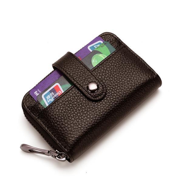카드명함지갑 클라쎄 소가죽 카드지갑(브라운)가죽 명함지갑
