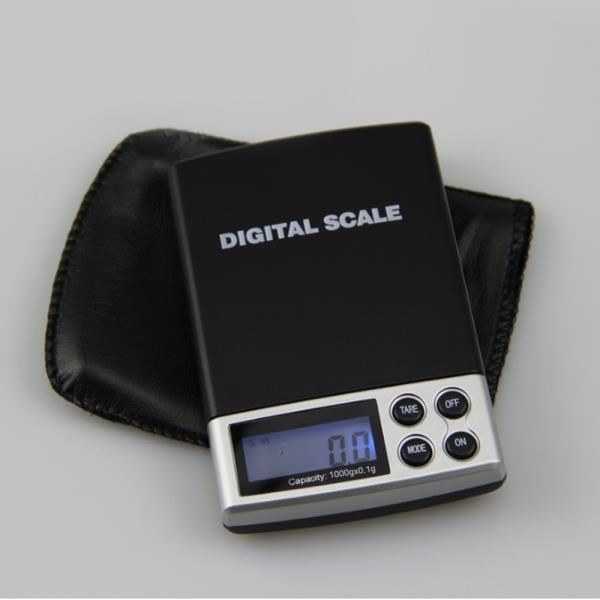 전자저울 휴대용 소형 전자저울 1kgx0.1g 정밀