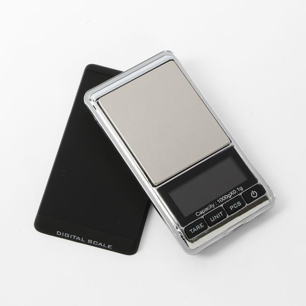 초정밀저울 휴대용 소형 전자저울 1kg 0.1단위