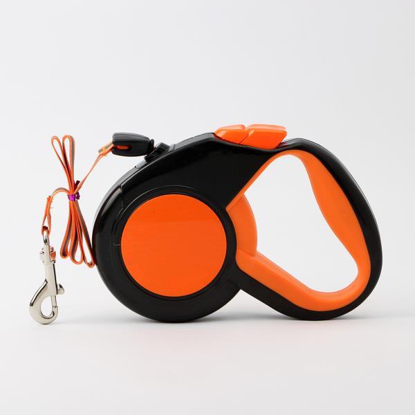 리플렉터 애견 자동 리드줄(5M) 강아지 산책줄