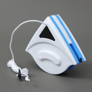 유리창청소기 와이퍼 양면자석 유리창닦이 레드 3