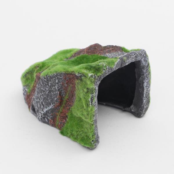 파충류 동굴 은신처 인조장식 수족관 사육장 꾸미기