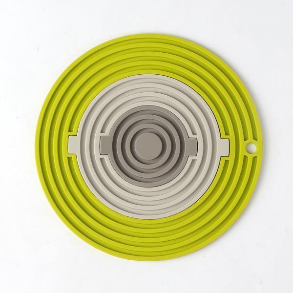실리콘냄비받침 3in1 분리형 실리콘 냄비받침 컵 그릇