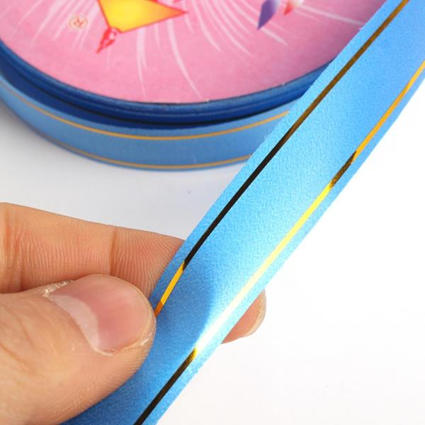 10p 칼라 리본끈(18M)선물 포장끈