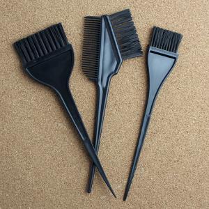 브러쉬 염색빗세트 3p 블랙 염색브러쉬세트