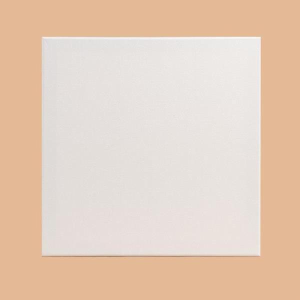 린넨 유화 캔버스(40x40cm) 미술용품 화판 왁구