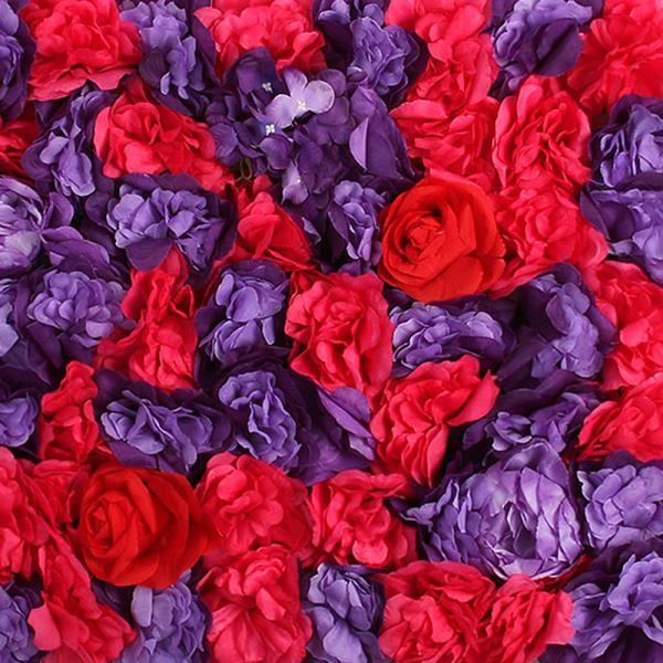 월데코 조화 꽃벽 FL08 플라워월 포토존 조화벽장식