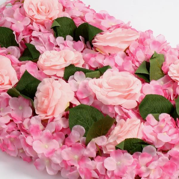 월데코 조화 꽃벽 FL11 플라워월 포토존 조화벽장식