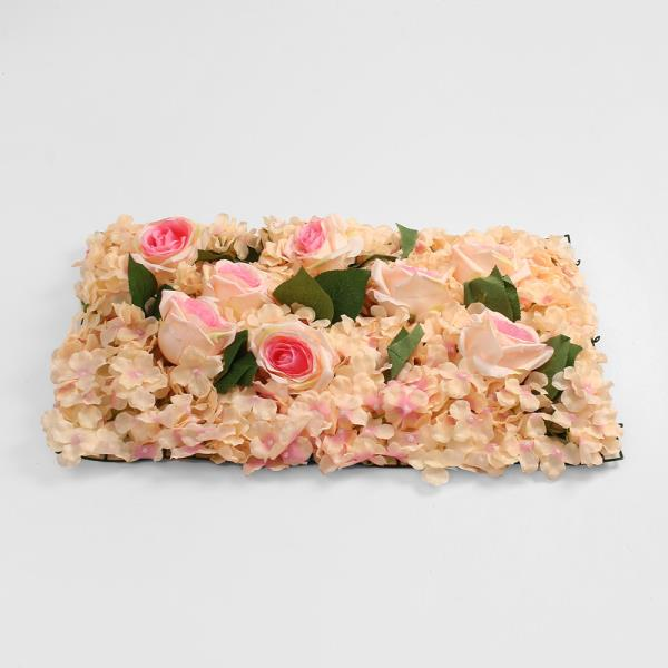 월데코 조화 꽃벽 FL10 플라워월 포토존 조화벽장식