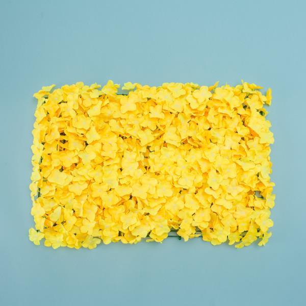 월데코 조화 꽃벽 FL23 플라워월 포토존 조화벽장식