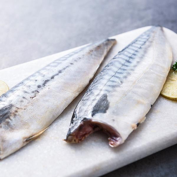 고등어 1미 노르웨이 순살고등어 손질생선 밥도둑 반찬 생선구이 뼈없는 순살 (2쪽) (250g)