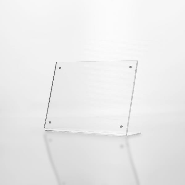 L자형 자석 아크릴 쇼케이스(A5)투명쇼케이스