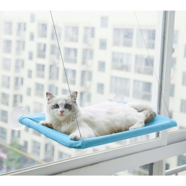 공간활용 고양이 윈도우 해먹 창틀해먹 반려묘 캣선반
