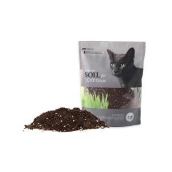 반려묘 고양이 식물 배양토 2.5L 거름 흙 화분흙