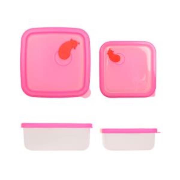 실리콘그릇 1인 냉동 밥보관용 실리콘 정사각