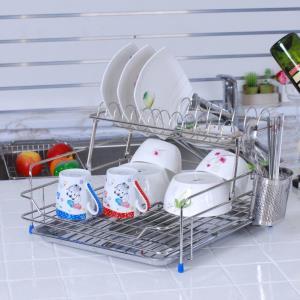 싱크대 설거지그릇 접이식 건조대