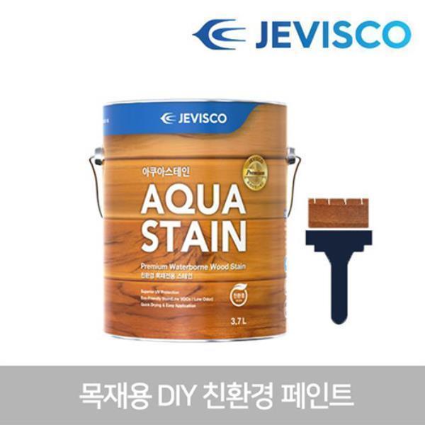 아쿠아스테인 503 마호가니 3.7L 친환경 목재용페인트