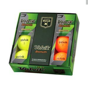 볼빅Bismuth 200[6구]골프용품 골프공(인쇄비별도)