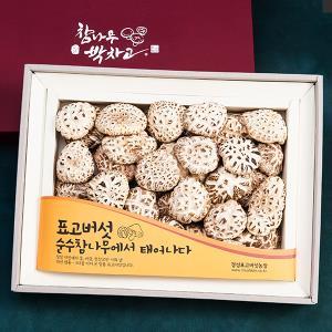 경성표고버섯 천자고 백화 250g/참나무원목표고버섯