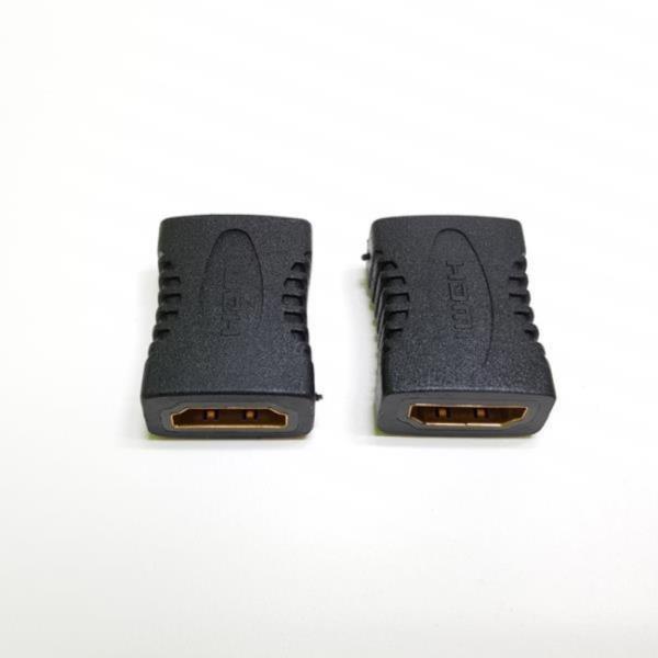 HDMI (F) -  HDMI (F) 영상 모니터 케이블 연장젠더