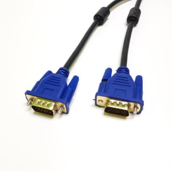 RGB 케이블 1.8M D-SUB VGA 모니터 케이블